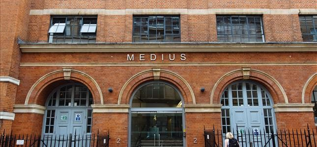 Serviced offices in London, Soho