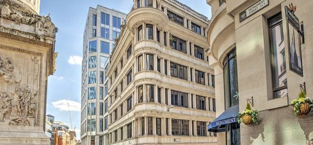 Serviced offices in London, The City of London