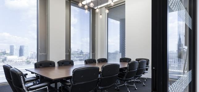 Office Space in King's Cross, Serviced Office, Meeting Rooms