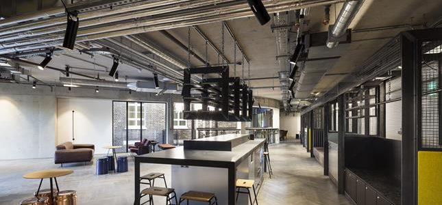 Office Space in King's Cross, Serviced Office, Coworking Office, Meeting Rooms