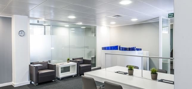 meeting rooms in London, Euston