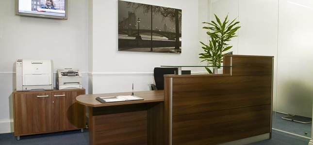 Serviced offices in London, Mayfair