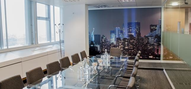 Serviced offices in London, Euston