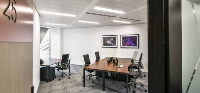 Serviced Offices in Victoria, Serviced Office, Meeting Rooms