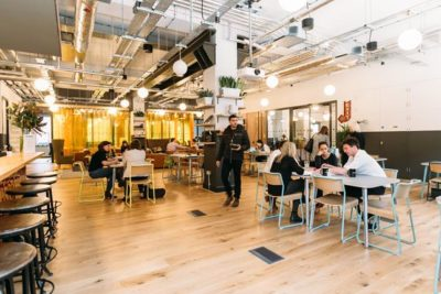 Latest serviced office rents in central London present a mixed picture