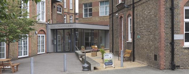 Serviced Offices in Waterloo & Southwark, Serviced Office, Meeting Rooms