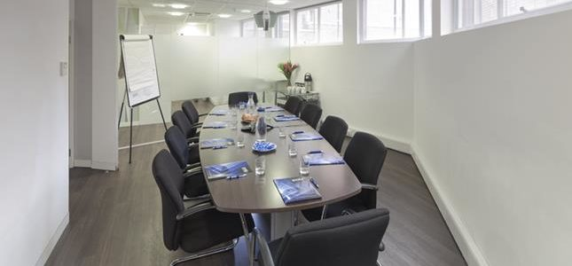 Offices in Waterloo & London Bridge, Serviced Office, Meeting Rooms