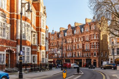 office space in Mayfair
