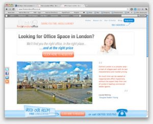 Find a London Office - New Look