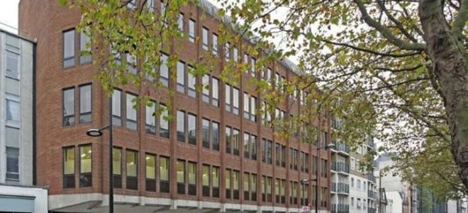 Office Space in Marylebone, Leased Office