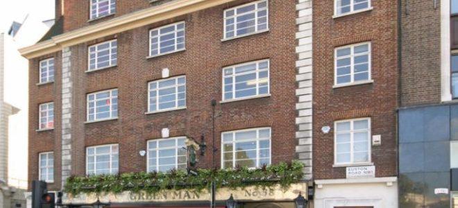 London Office Lease, Marylebone