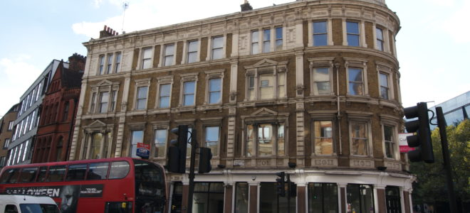 Offices in Shoreditch, Leased Office