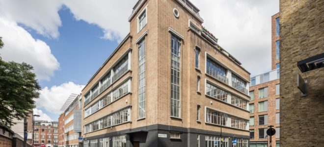 London Office Lease, Shoreditch