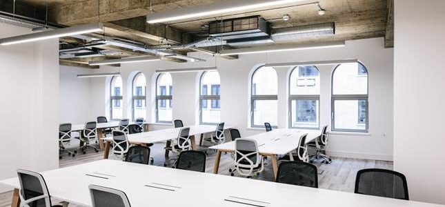 Offices in Shoreditch, Serviced Office, Meeting Rooms