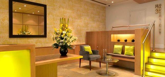 meeting rooms in London, Marylebone
