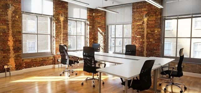 Offices in Shoreditch, Serviced Office