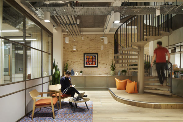 Serviced Offices in Shoreditch - set up for hybrid working