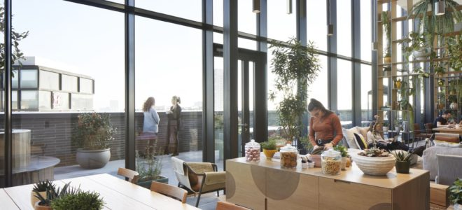 Serviced Offices in Shoreditch, Serviced Office, Coworking Office