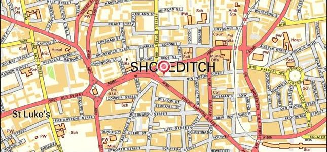Offices in Shoreditch, Serviced Office, Coworking Office