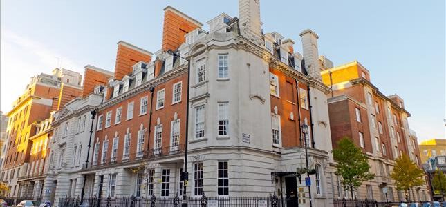 Serviced offices in London, Marylebone
