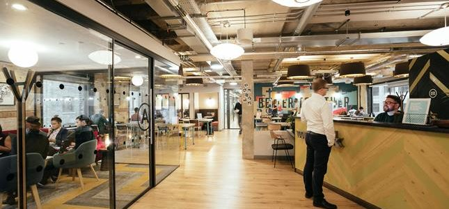 Office Space in Marylebone, Serviced Office, Coworking Office, Meeting Rooms