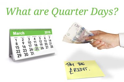 Solved: a simple way to remember Quarter Days