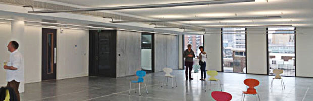 Tim Flynn Architects - New Office in Waterloo
