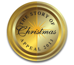 The Story of Christmas Appeal 2013