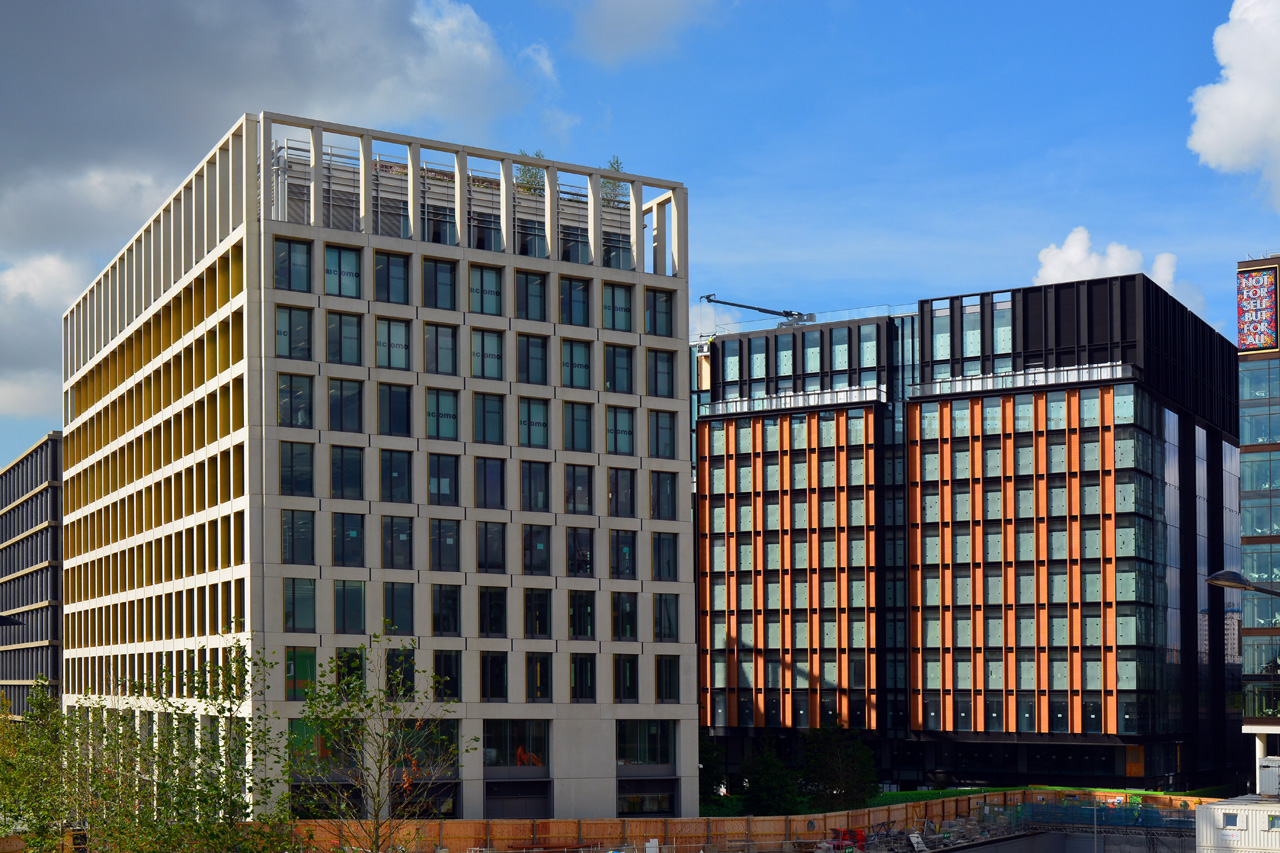 2 Pancras Square, King's Cross