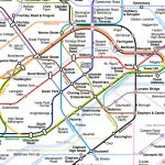 New London Tube Map (designed by Sameboat)