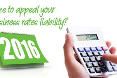 Time to appeal your business rates liability?