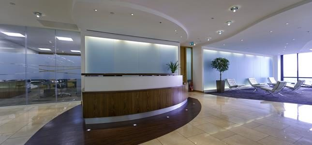 Serviced Offices in Canary Wharf, Serviced Office