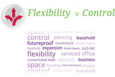 Office flexibility: is it more important than direct control?