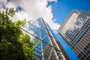 Green shoots of falling office rents masked by rising overall costs