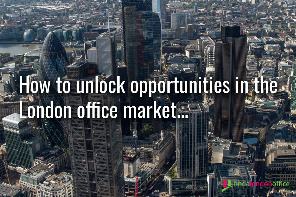 VIDEO: How to unlock opportunities in the London office market!