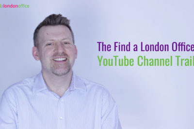 VIDEO: Find a London Office launches new YouTube Channel