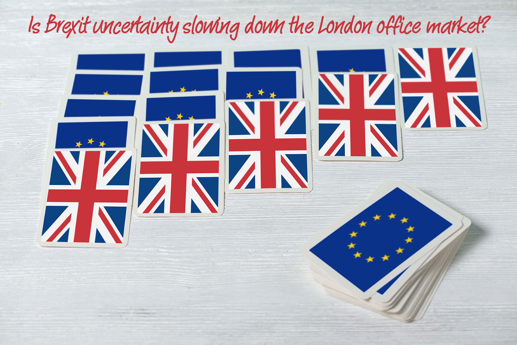 Is Brexit uncertainty slowing down the London office market?