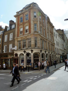 97 Jermyn Street: Refurbished Comfort Cooled Office Floor
