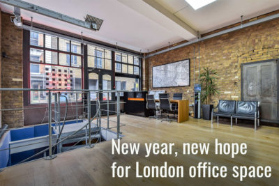 New year, new hope for London office space