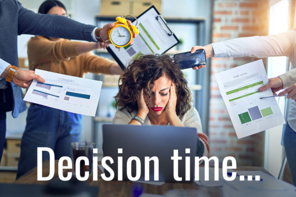 Decision time: keep the office or ditch the long-term commitment?